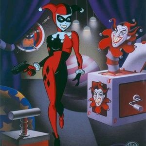 Other - ISO Harley Quinn cosplay costume